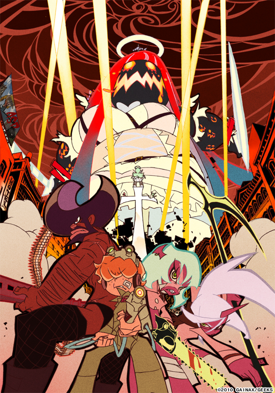 segunda temporada de Panty y Stocking
